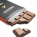 Tablette chocolat lait gianduja 120g