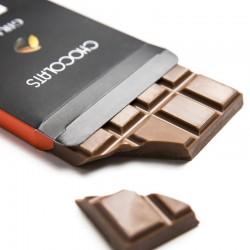 Tablette chocolat caramel