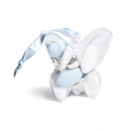 Papillons en plexi transparent pour dragées