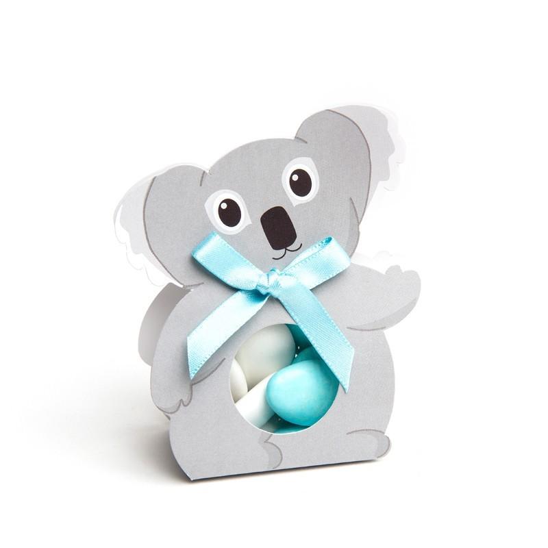 Etuis à dragées cartonné Koala