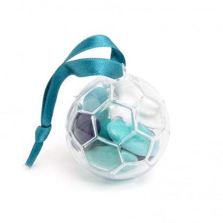Ballon de foot pour dragées 5cms