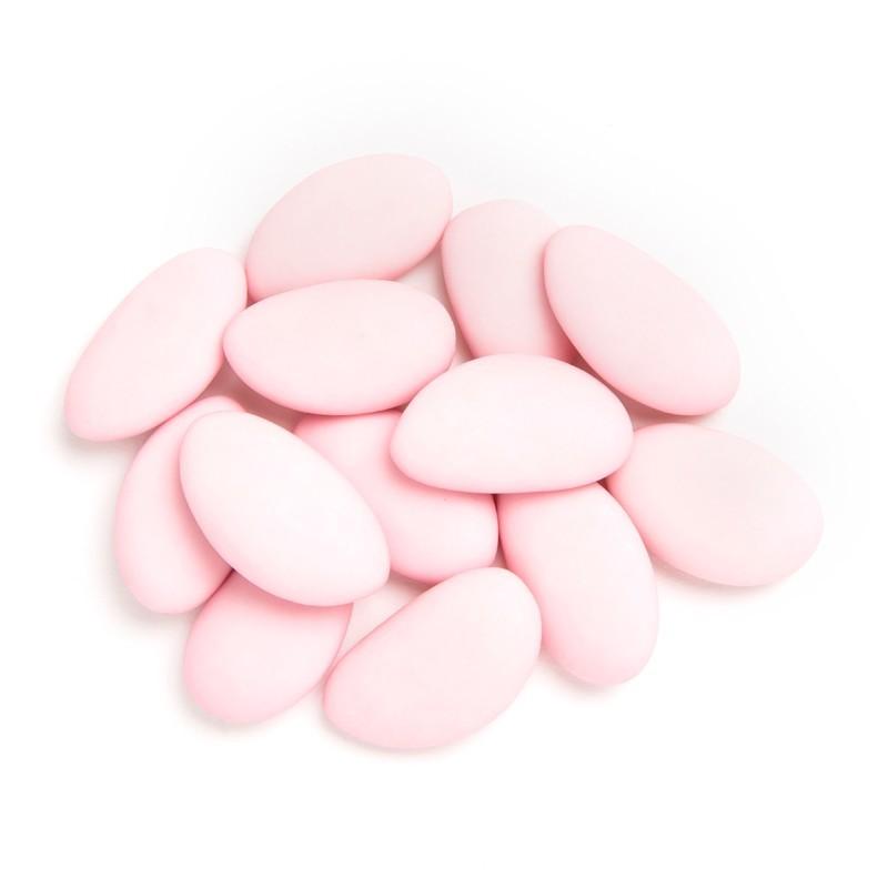 Dragées Avola Princeline rose 50% d'amande 1kg