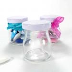 Mini-pots de confiture à dragées
