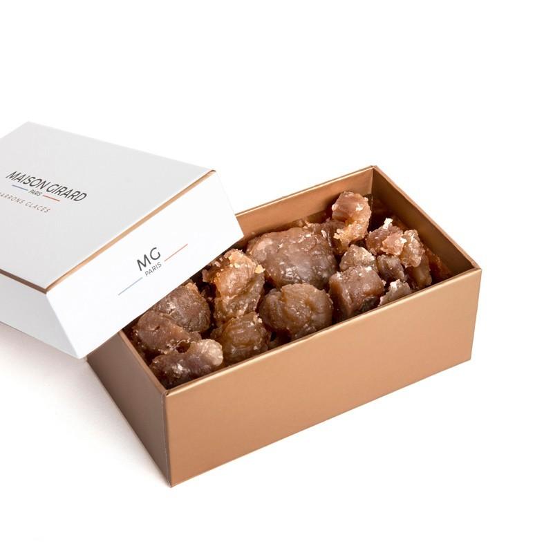 Marrons glacés gros morceaux 250g