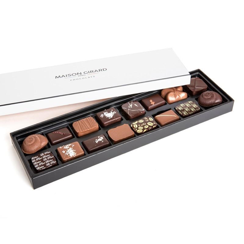 Ecrin 16 chocolats assortis