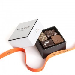Mini-ballotin 8 chocolats