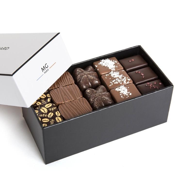 Ballotin de 250g de chocolats assortis