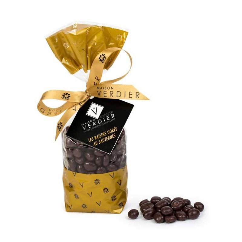 Raisins dorés au sauternes 250g