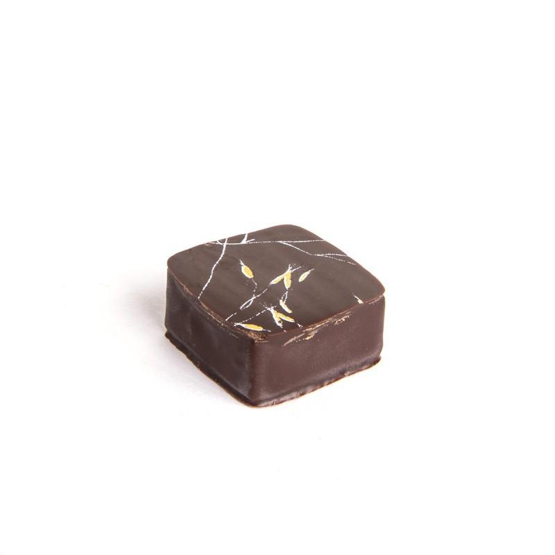 Boîte couture Palet du Chef chocolat noir 240g