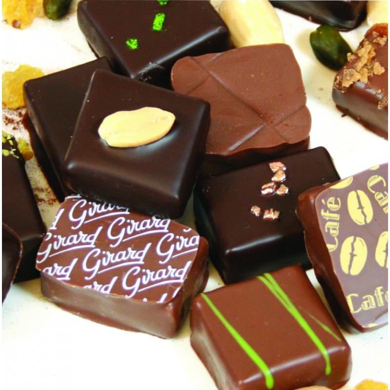 Sac chocolats Girard assortis 200g