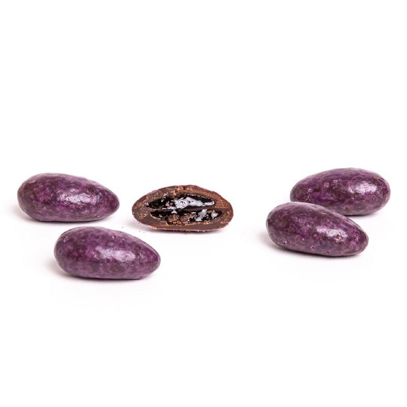 Dragées Choco Myrtille 500g