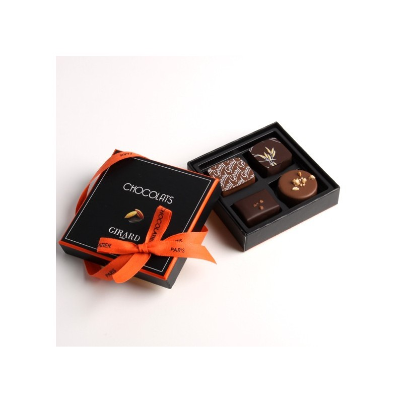 Ecrin 4 chocolats