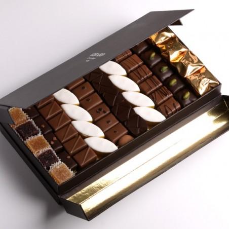 Coffret chocolats et confiserie Faux Livre GM