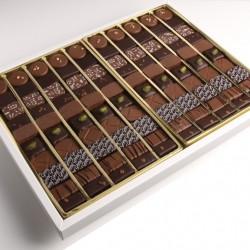 Coffret Prestige La Parisienne 90 chocolats