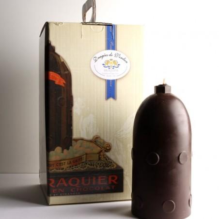 Obus en chocolat 15 personnes