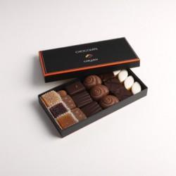 Coffret Dégustation chocolats et confiserie 180g