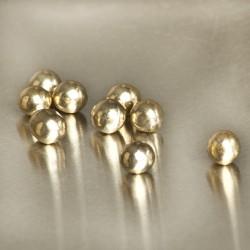 Perles Or en sucre 250g