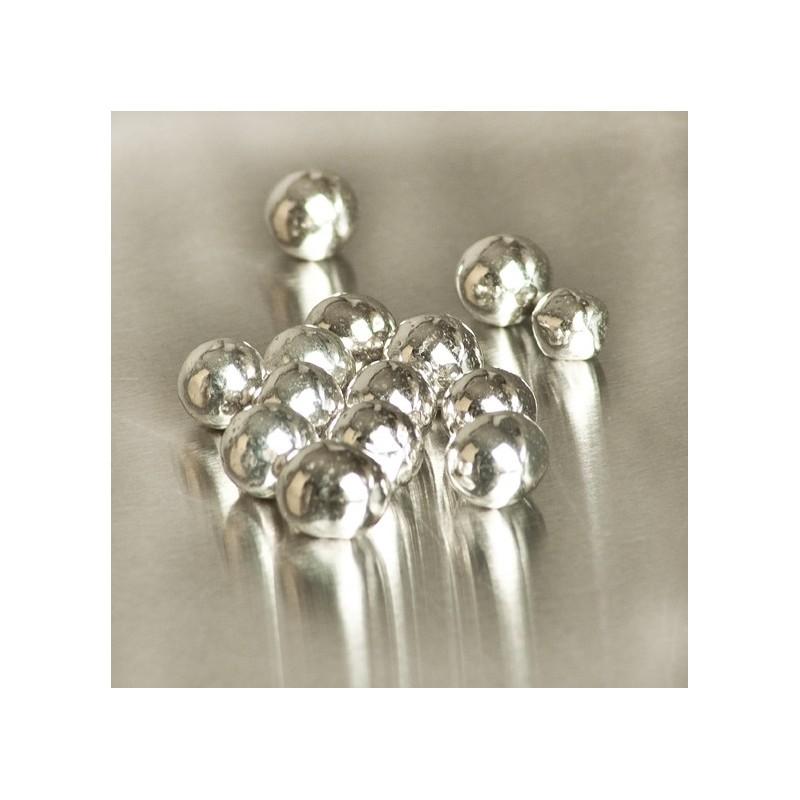 Perles Argent 250g